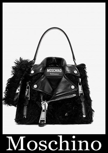 Bags Moschino 2018 2019 Women's New Arrivals Look 11
