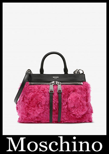Bags Moschino 2018 2019 Women's New Arrivals Look 14