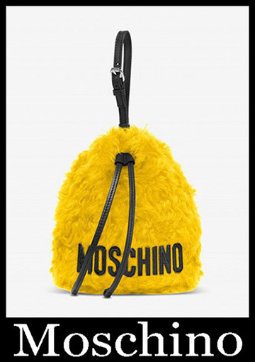 Bags Moschino 2018 2019 Women's New Arrivals Look 18