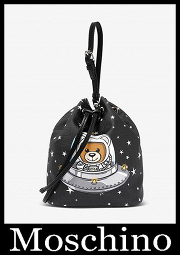 Bags Moschino 2018 2019 Women's New Arrivals Look 19