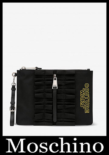 Bags Moschino 2018 2019 Women's New Arrivals Look 20
