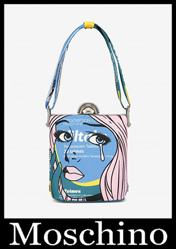 Bags Moschino 2018 2019 Women's New Arrivals Look 21