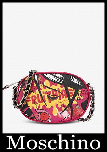 Bags Moschino 2018 2019 Women's New Arrivals Look 22