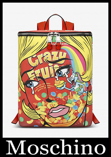 Bags Moschino 2018 2019 Women's New Arrivals Look 23