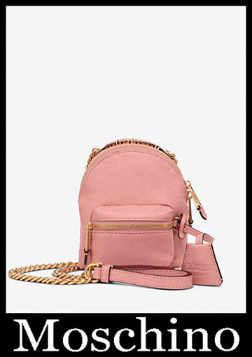 Bags Moschino 2018 2019 Women's New Arrivals Look 30