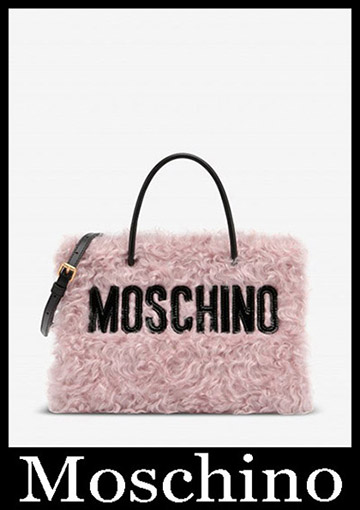 Bags Moschino 2018 2019 Women's New Arrivals Look 34