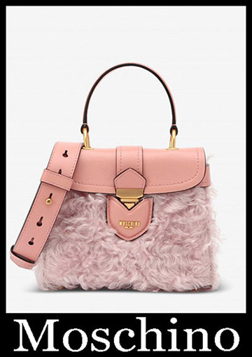 Bags Moschino 2018 2019 Women's New Arrivals Look 36