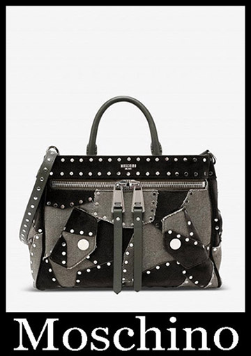 Bags Moschino 2018 2019 Women's New Arrivals Look 37