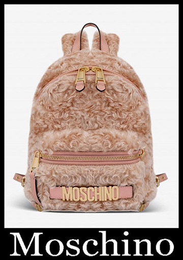 Bags Moschino 2018 2019 Women's New Arrivals Look 39