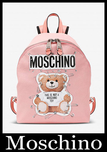 Bags Moschino 2018 2019 Women's New Arrivals Look 40