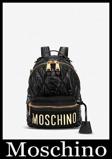Bags Moschino 2018 2019 Women's New Arrivals Look 6