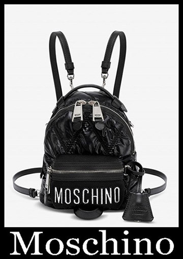 Bags Moschino 2018 2019 Women's New Arrivals Look 7