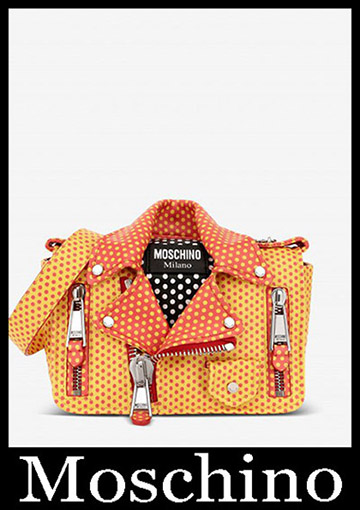 Bags Moschino 2018 2019 Women's New Arrivals Look 9