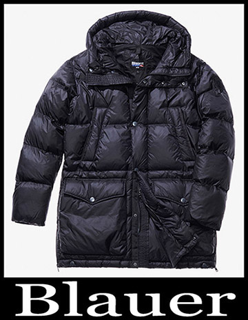 Jackets Blauer 2018 2019 Men's New Arrivals Winter 28