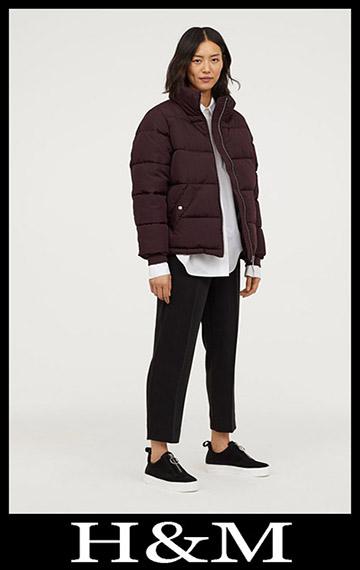 Jackets HM 2018 2019 Women's New Arrivals Winter 22