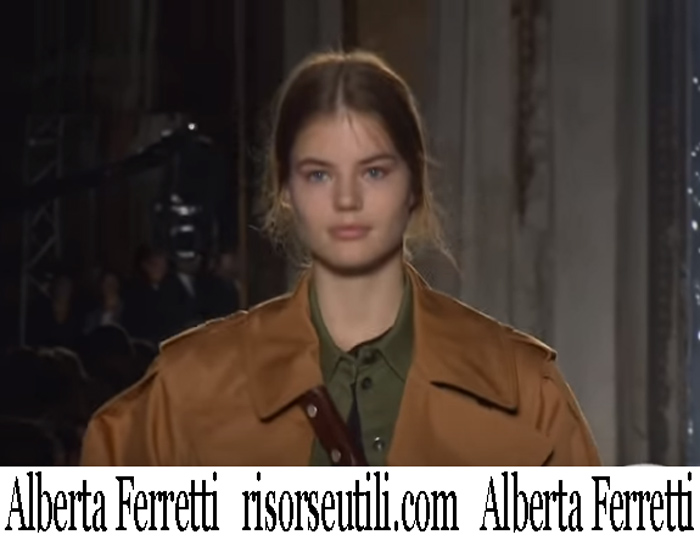 New Arrivals Alberta Ferretti 2019 Women's Clothing