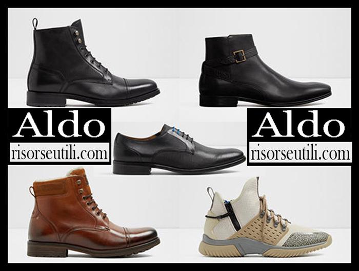 New Arrivals Aldo 2018 2019 Men's Shoes