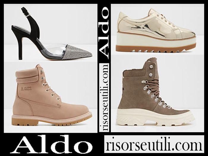 New Arrivals Aldo 2018 2019 Women's Shoes