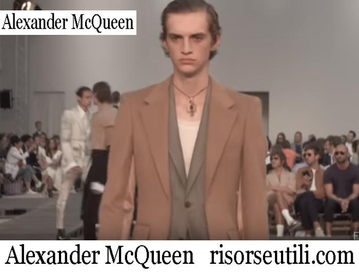 New Arrivals Alexander McQueen 2019 Men's Clothing