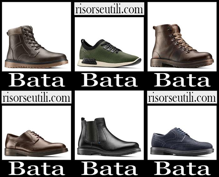 New Arrivals Bata 2018 2019 Men's Shoes