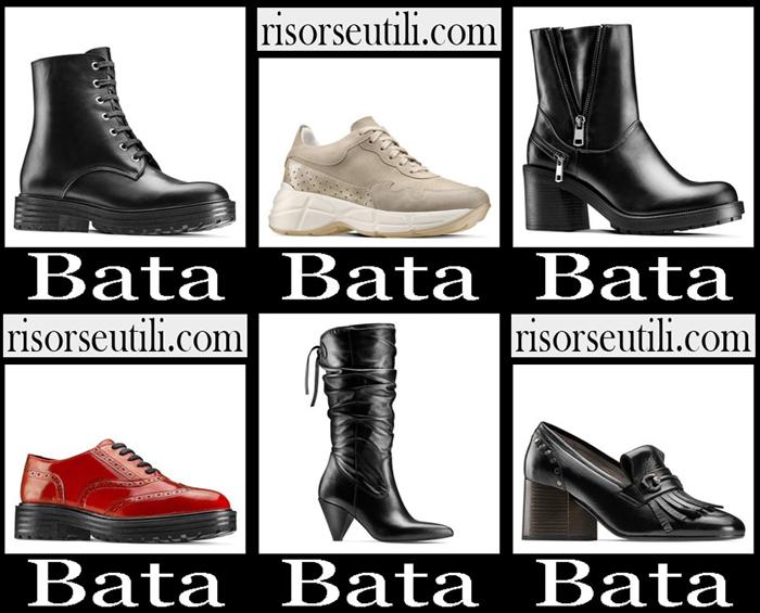 New Arrivals Bata 2018 2019 Women's Shoes