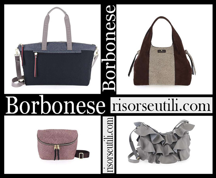 New Arrivals Borbonese 2018 2019 Women s Handbags 4c3b499a10c82