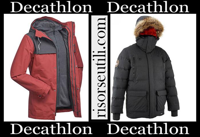 New Arrivals Decathlon 2018 2019 Men's Outerwear