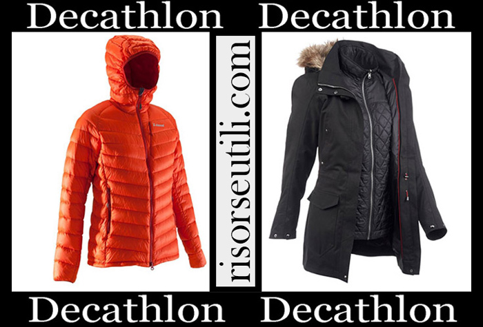 New Arrivals Decathlon 2018 2019 Women's Outerwear