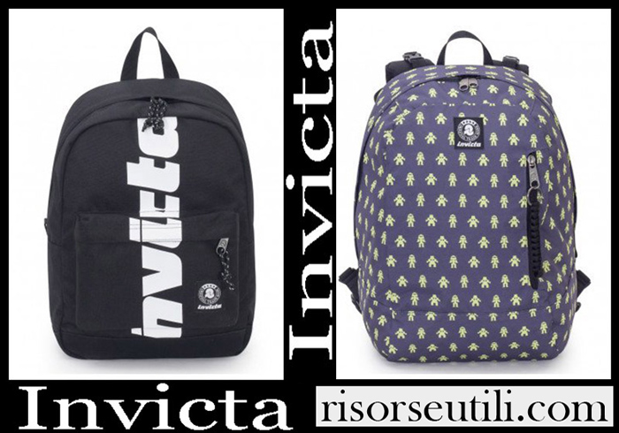 New Arrivals Invicta Backpacks 2018 2019 Boys