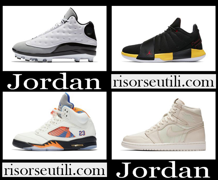New Arrivals Jordan 2018 2019 Nike Men's Shoes