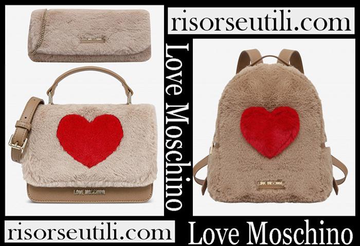 New Arrivals Love Moschino 2018 2019 Handbags