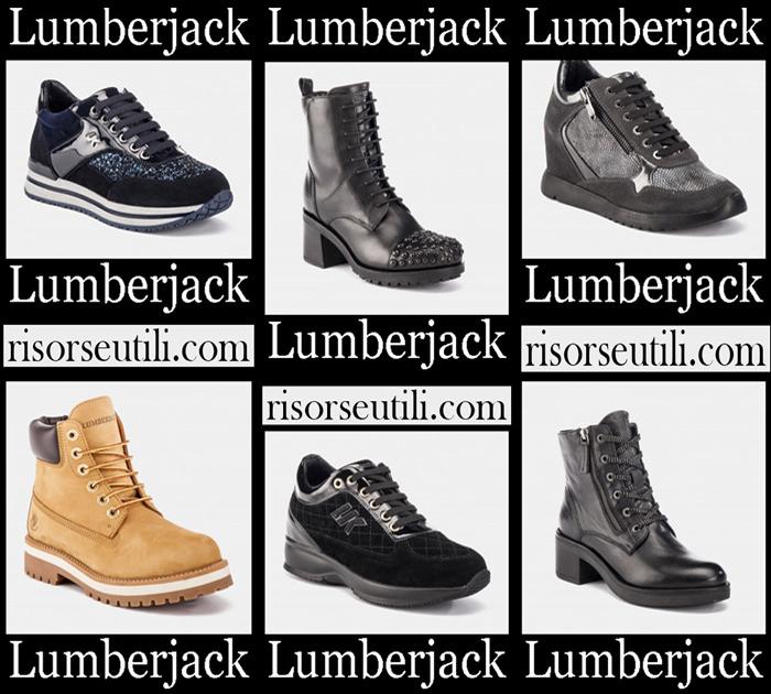 New Arrivals Lumberjack 2018 2019 Women's Shoes