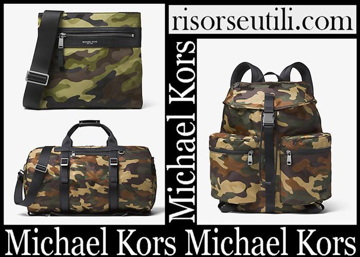 New Arrivals Michael Kors 2018 2019 Men's Handbags