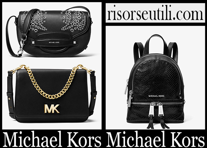 daf8df62f586 New Arrivals Michael Kors 2018 2019 Women's Handbags