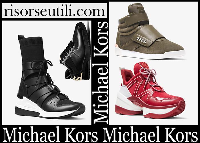 New Arrivals Michael Kors 2018 2019 Women's Shoes