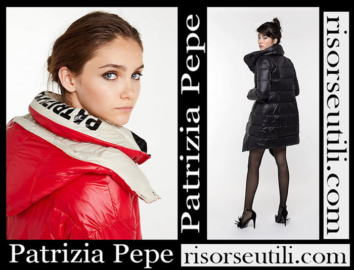 New Arrivals Patrizia Pepe 2018 2019 Women's Outerwear