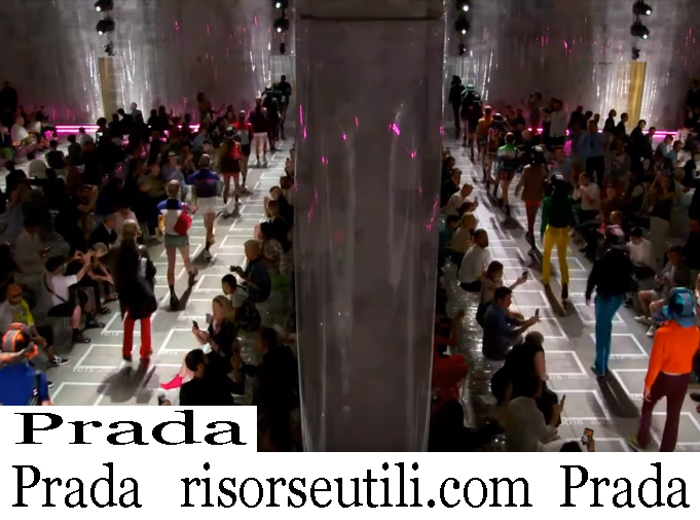 New Arrivals Prada 2019 Men's Clothing