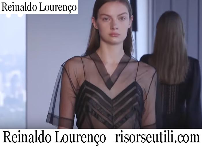 New Arrivals Reinaldo Lourenco 2019 Women's Clothing