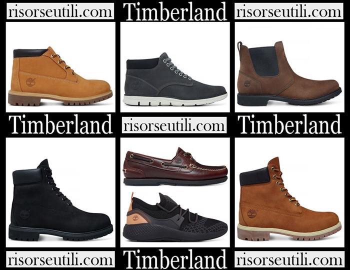 New Arrivals Timberland 2018 2019 Men's Shoes