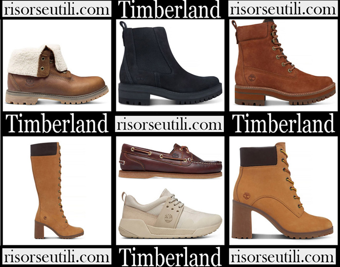 New Arrivals Timberland 2018 2019 Women's Shoes