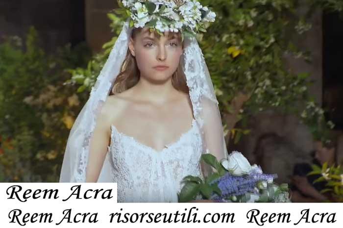 New Arrivals Bridal Reem Acra 2019 Wedding Dresses