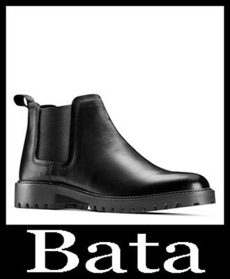 Shoes Bata 2018 2019 Men's New Arrivals Fall Winter 1