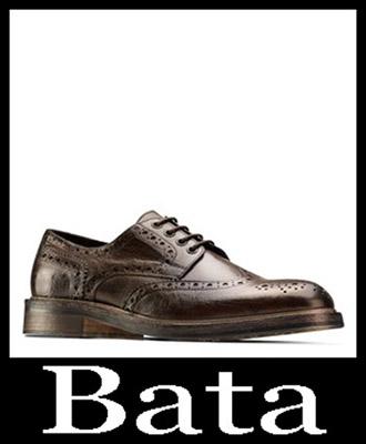 Shoes Bata 2018 2019 Men's New Arrivals Fall Winter 10