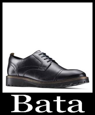 Shoes Bata 2018 2019 Men's New Arrivals Fall Winter 16