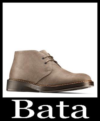 Shoes Bata 2018 2019 Men's New Arrivals Fall Winter 17