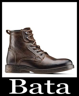 Shoes Bata 2018 2019 Men's New Arrivals Fall Winter 18