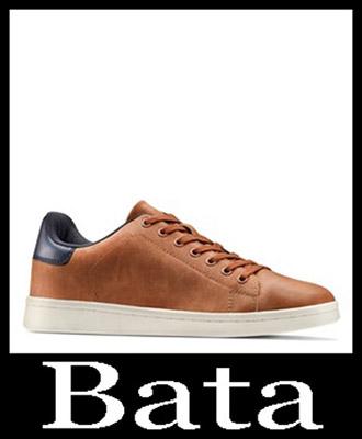 Shoes Bata 2018 2019 Men's New Arrivals Fall Winter 2