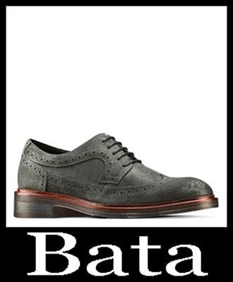 Shoes Bata 2018 2019 Men's New Arrivals Fall Winter 20