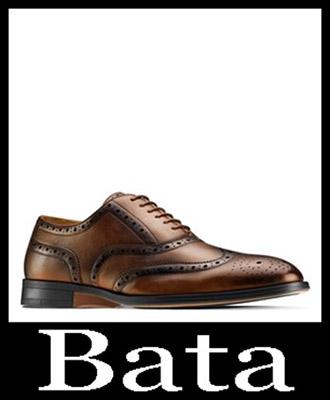 Shoes Bata 2018 2019 Men's New Arrivals Fall Winter 21