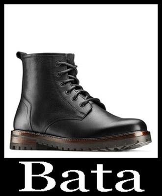 Shoes Bata 2018 2019 Men's New Arrivals Fall Winter 22